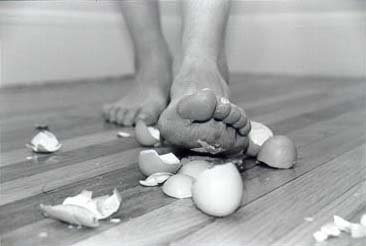walking-on-eggshells