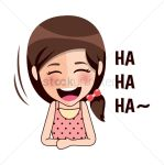 cartoon-girl-laughing_1957234