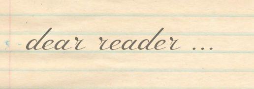 dear-reader